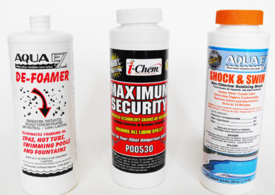 Flexo Printing Chemical Bottles